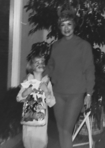 Little Mama and Me, Halloween 1982
