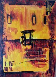 Randy Leggett Painting